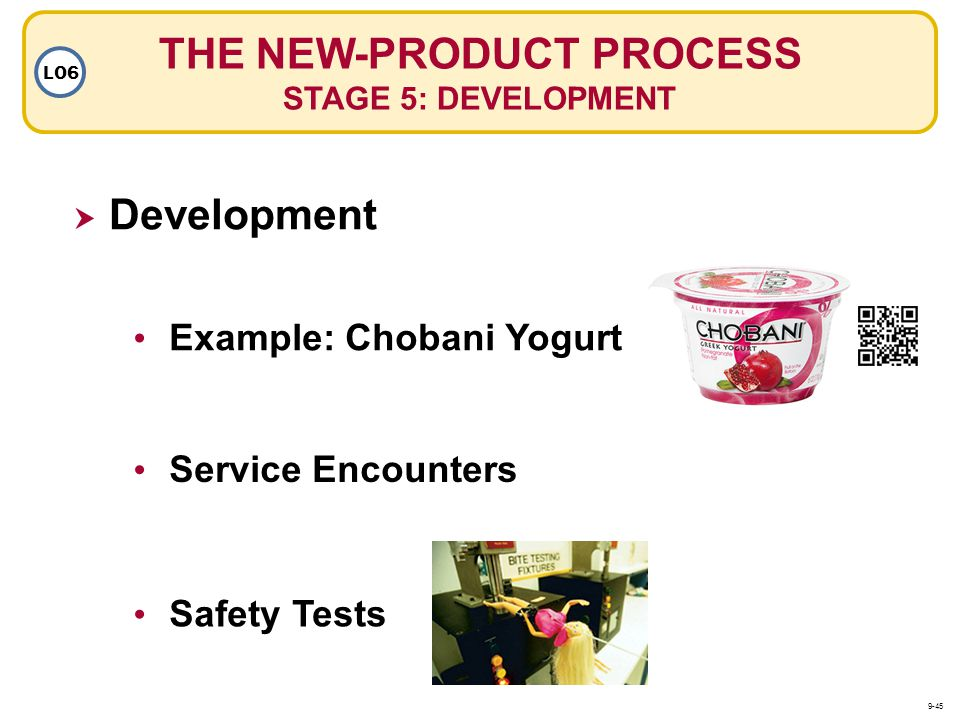 THE NEW-PRODUCT PROCESS STAGE 5: DEVELOPMENT