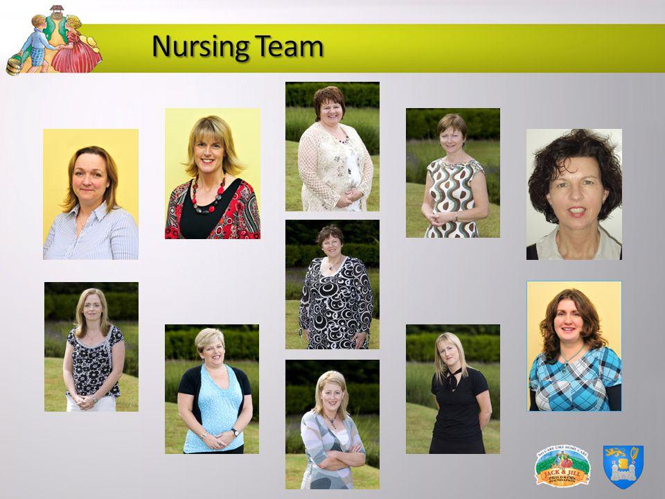 Nursing Team Photos to be addad
