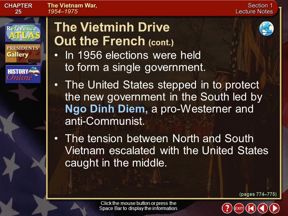 The Vietminh Drive Out the French (cont.)