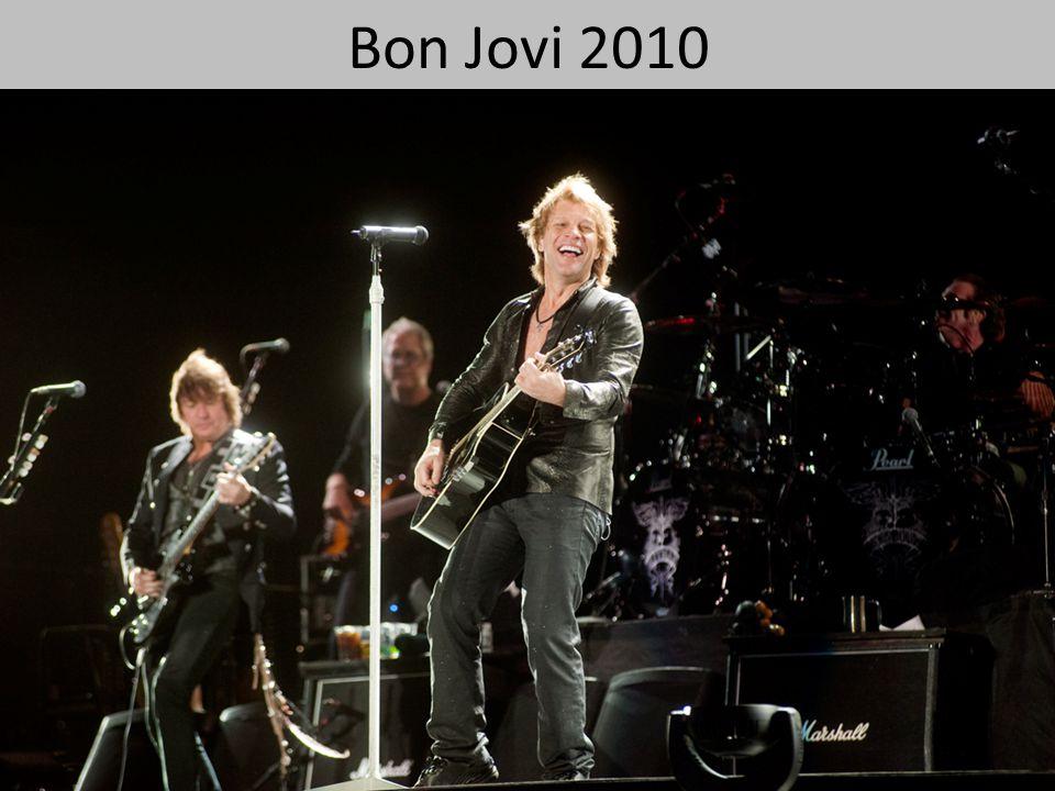 Bon Jovi 2010
