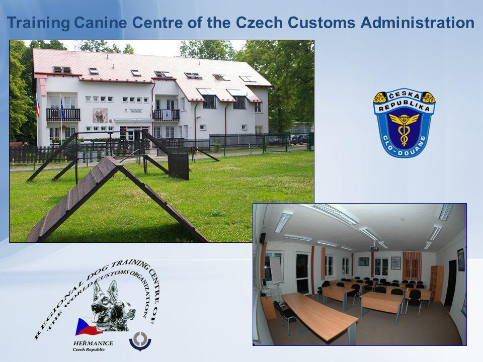Training Canine Centre of the Czech Customs Administration