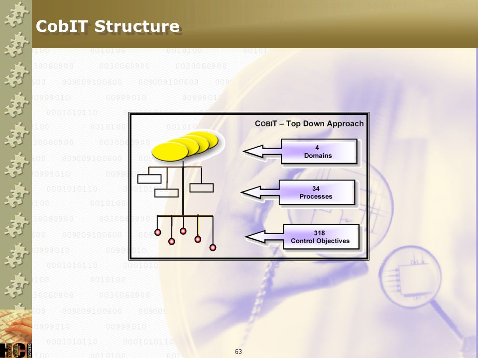 CobIT Structure