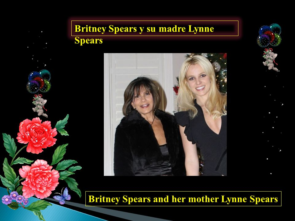 Britney Spears y su madre Lynne Spears