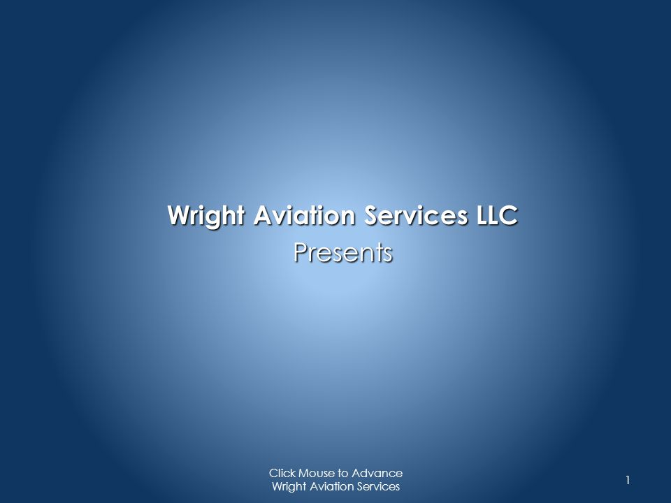 Wright Aviation Services LLC