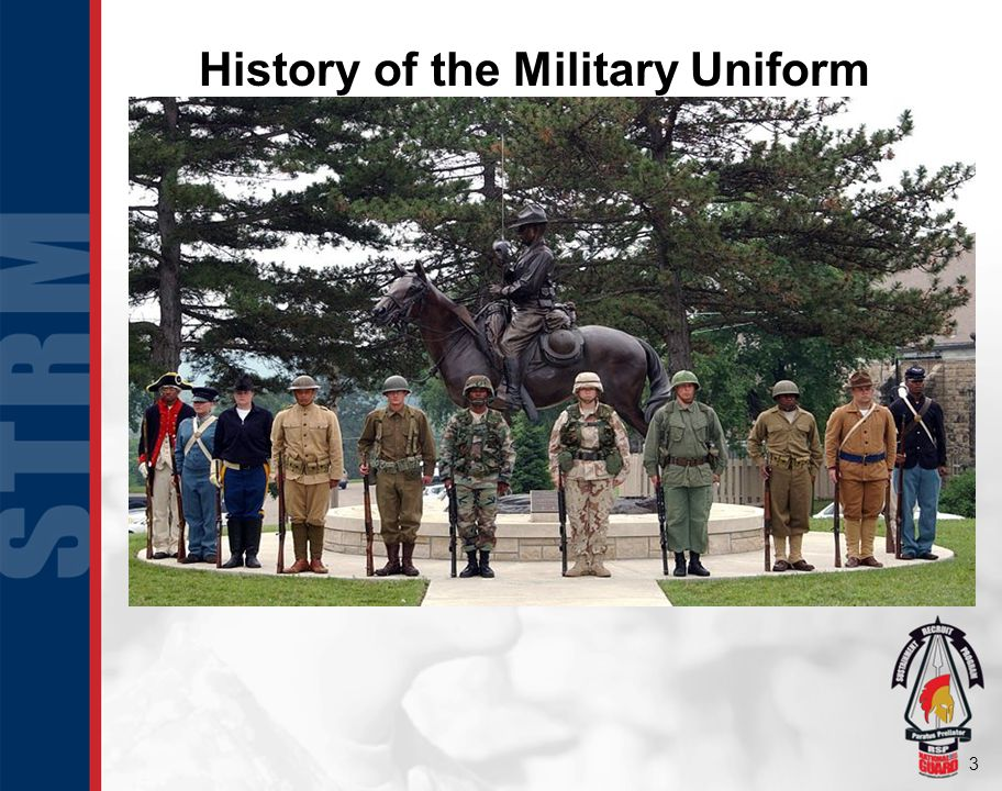 History of the Military Uniform