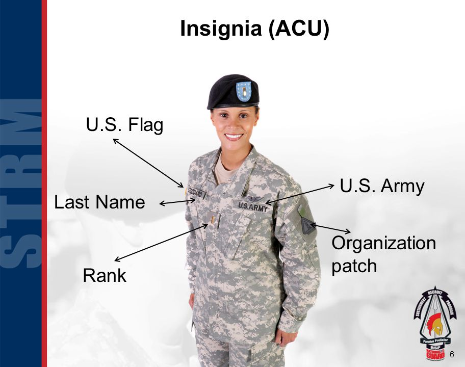 the proper wear of the army acu uniform Importantance of proper military appearance essay sample  the standards while in garrison environment in the army combat uniform is acu top and bottoms with tan t.