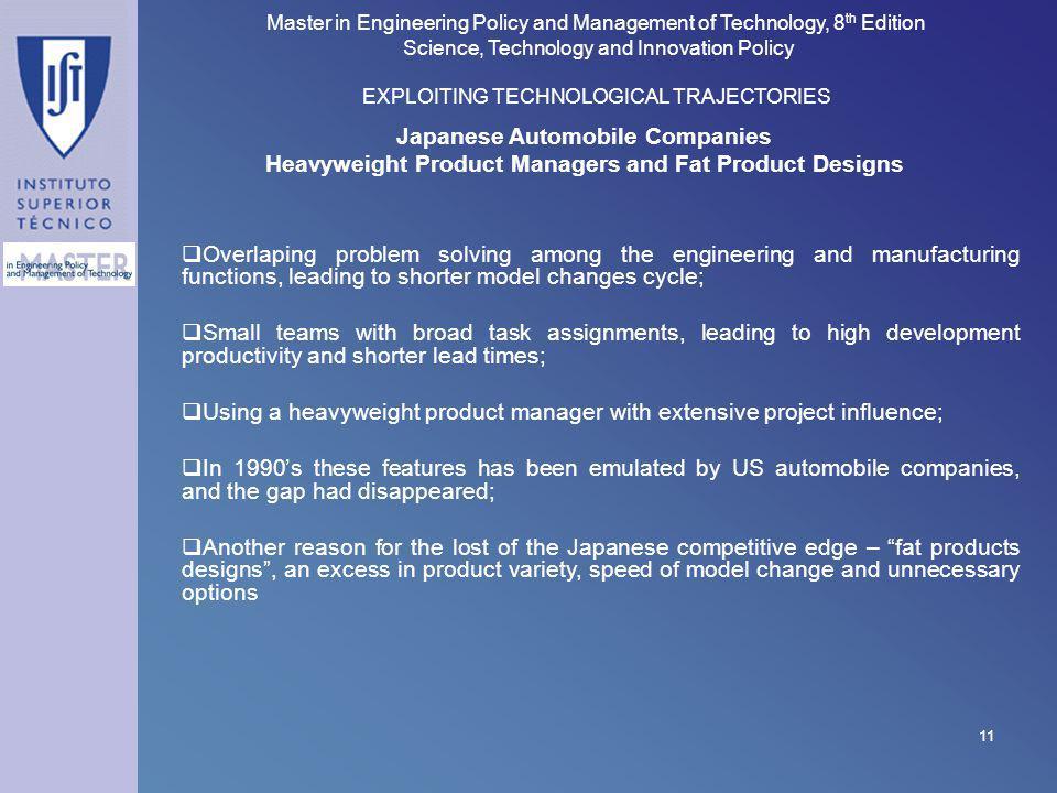 Japanese Automobile Companies