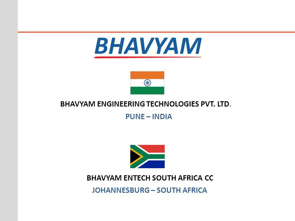 BHAVYAM ENGINEERING TECHNOLOGIES PVT. LTD.
