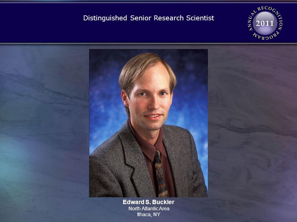 Distinguished Senior Research Scientist