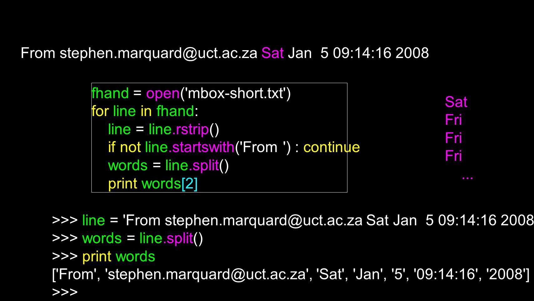 From stephen.marquard@uct.ac.za Sat Jan 5 09:14:16 2008