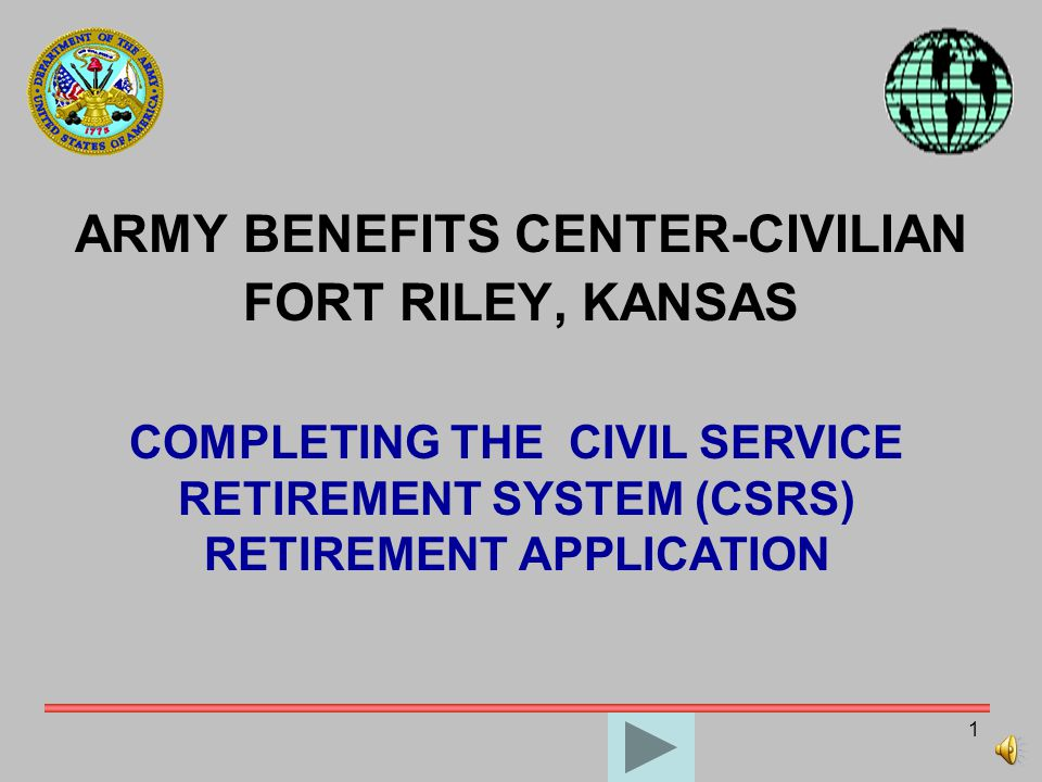 ARMY BENEFITS CENTER-CIVILIAN