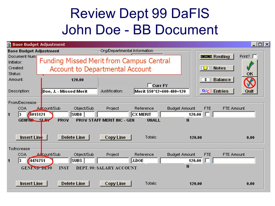Review Dept 99 DaFIS John Doe - BB Document