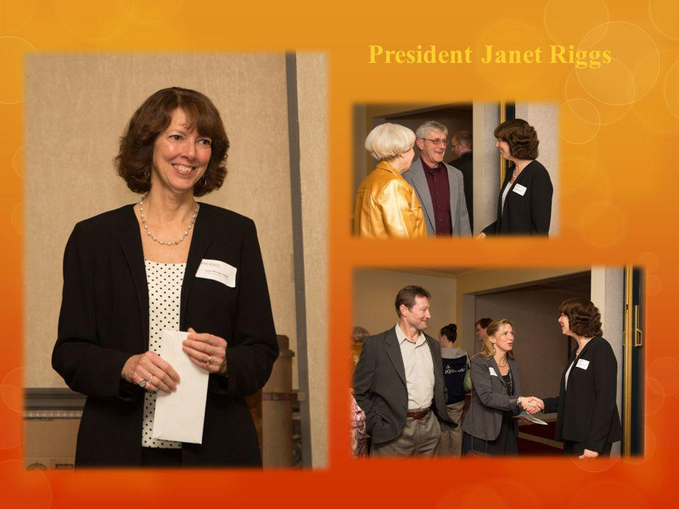 President Janet Riggs