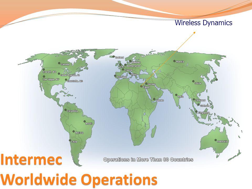 Intermec Worldwide Operations