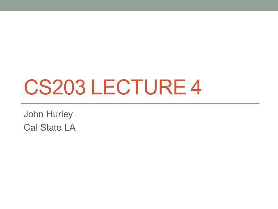 John Hurley Cal State LA