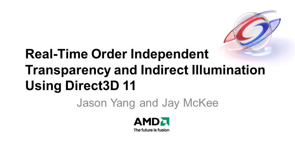 Jason Yang and Jay McKee
