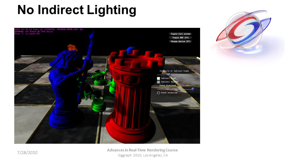 Advances in Real-Time Rendering Course