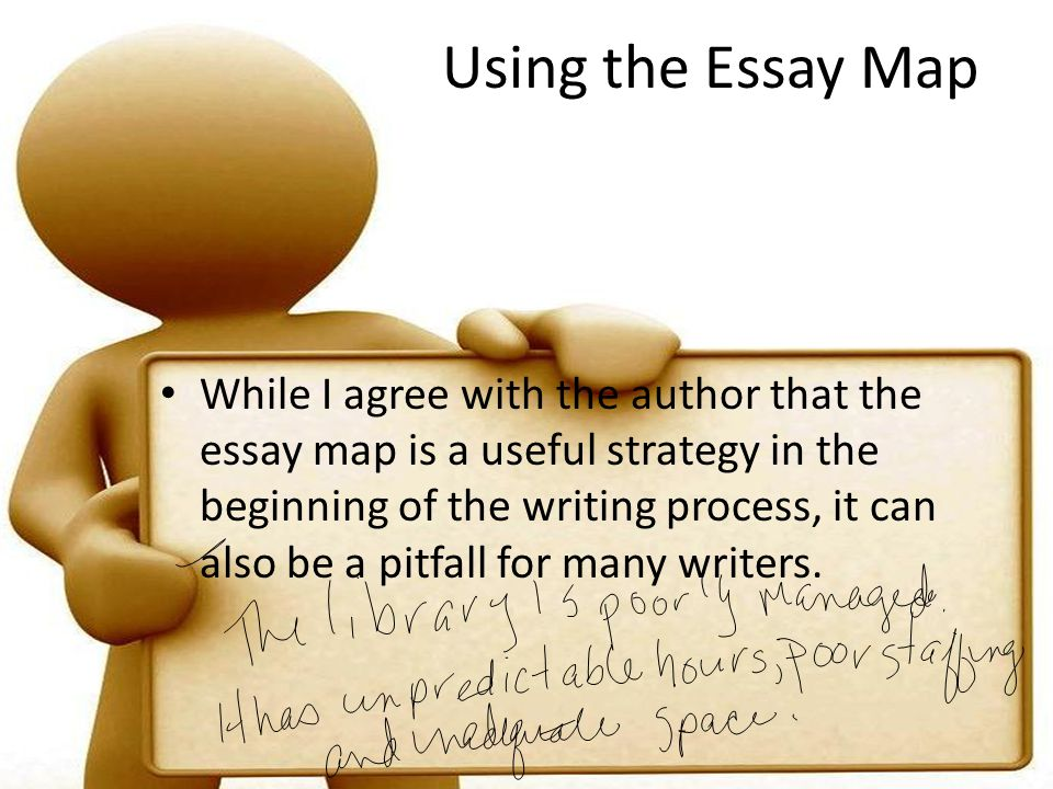 Using the Essay Map