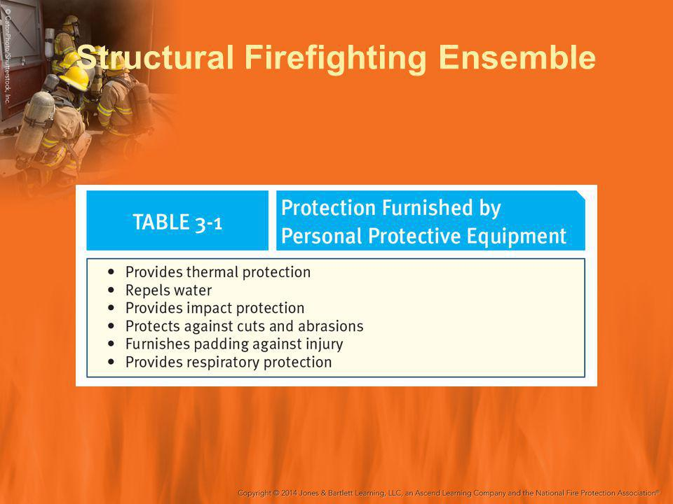 Structural Firefighting Ensemble