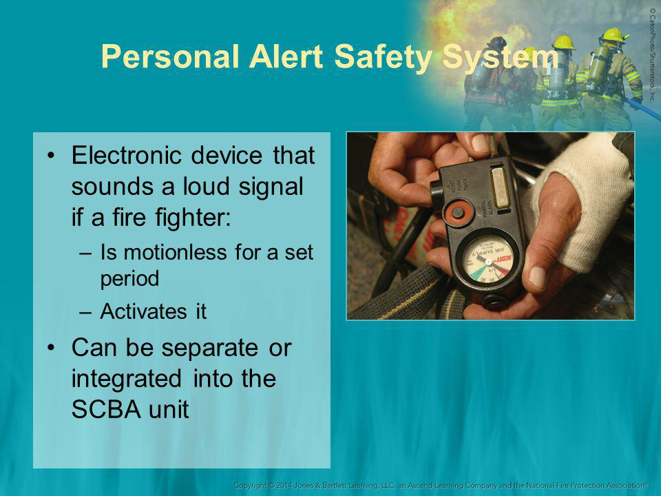 Personal Alert Safety System