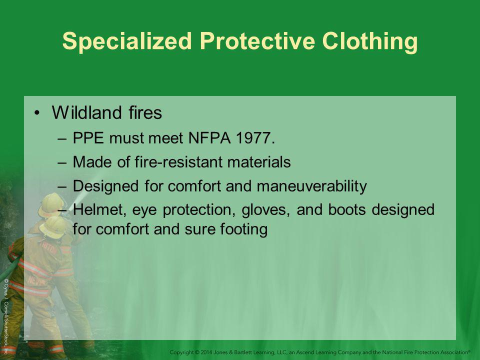 Specialized Protective Clothing