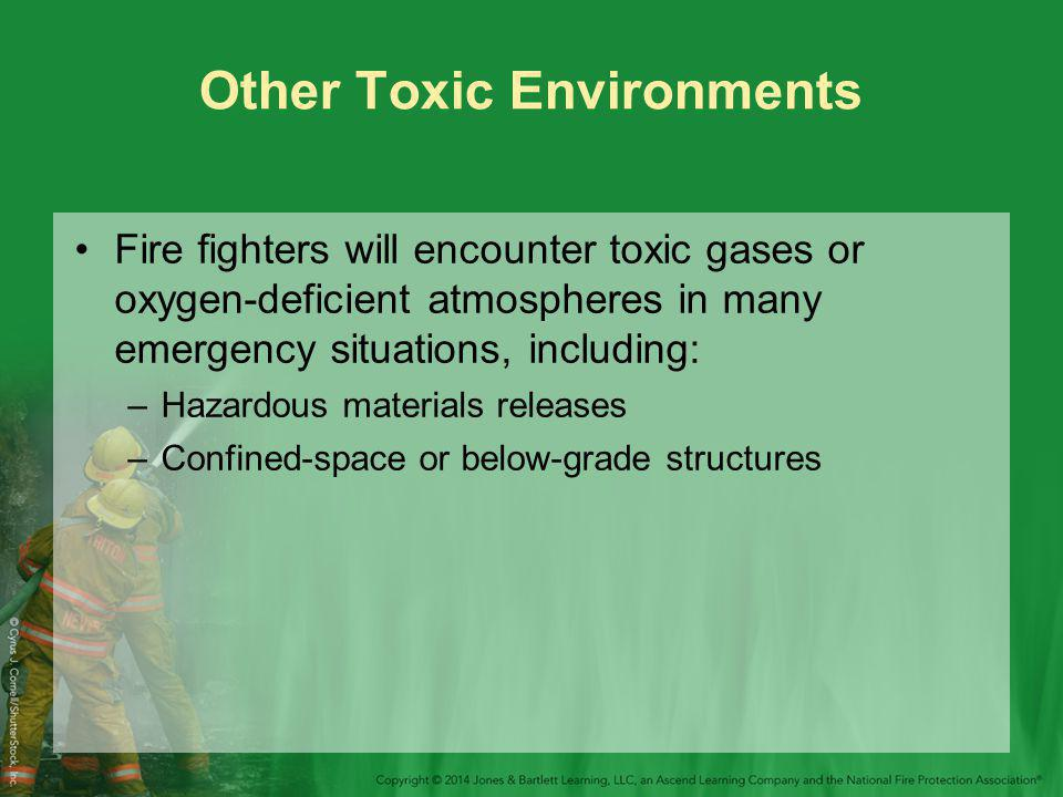 Other Toxic Environments