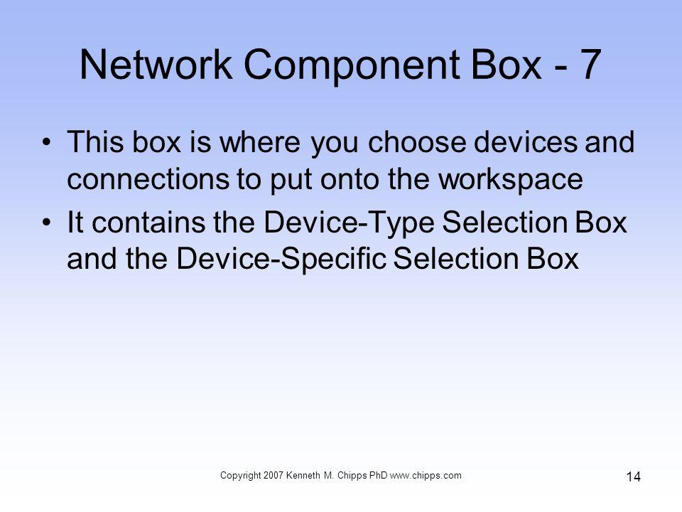Network Component Box - 7