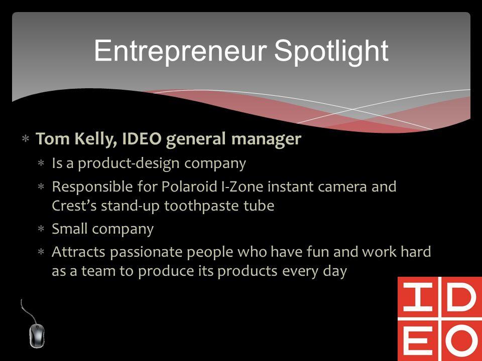 Entrepreneur Spotlight
