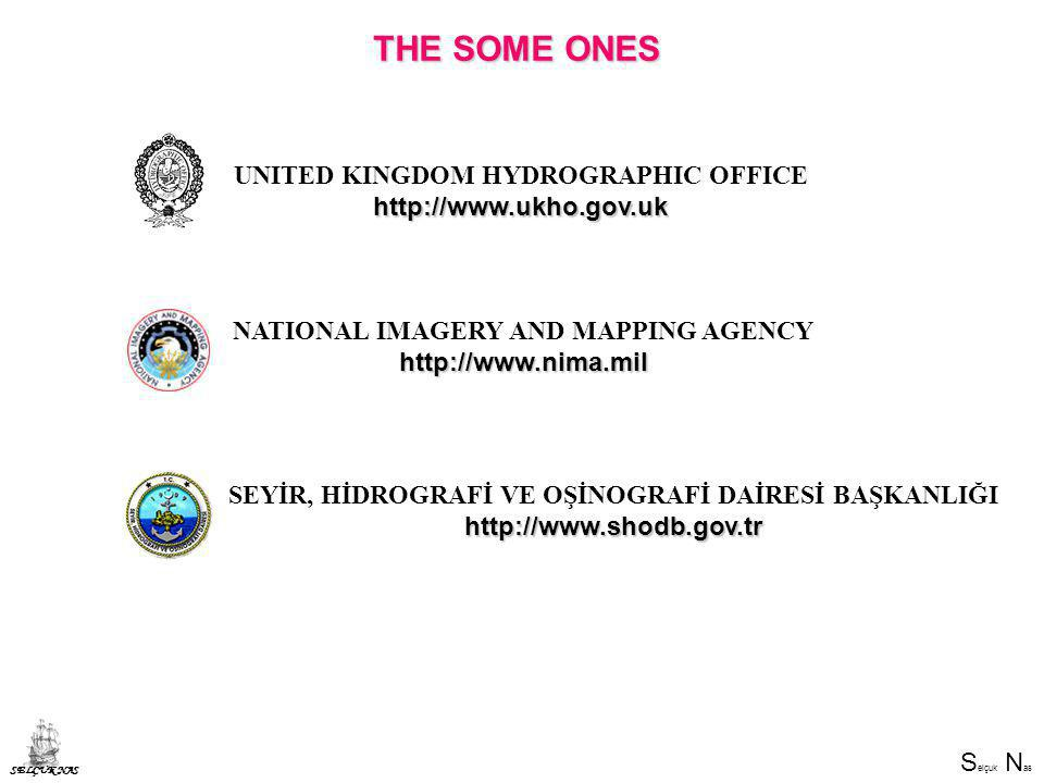 THE SOME ONES UNITED KINGDOM HYDROGRAPHIC OFFICE
