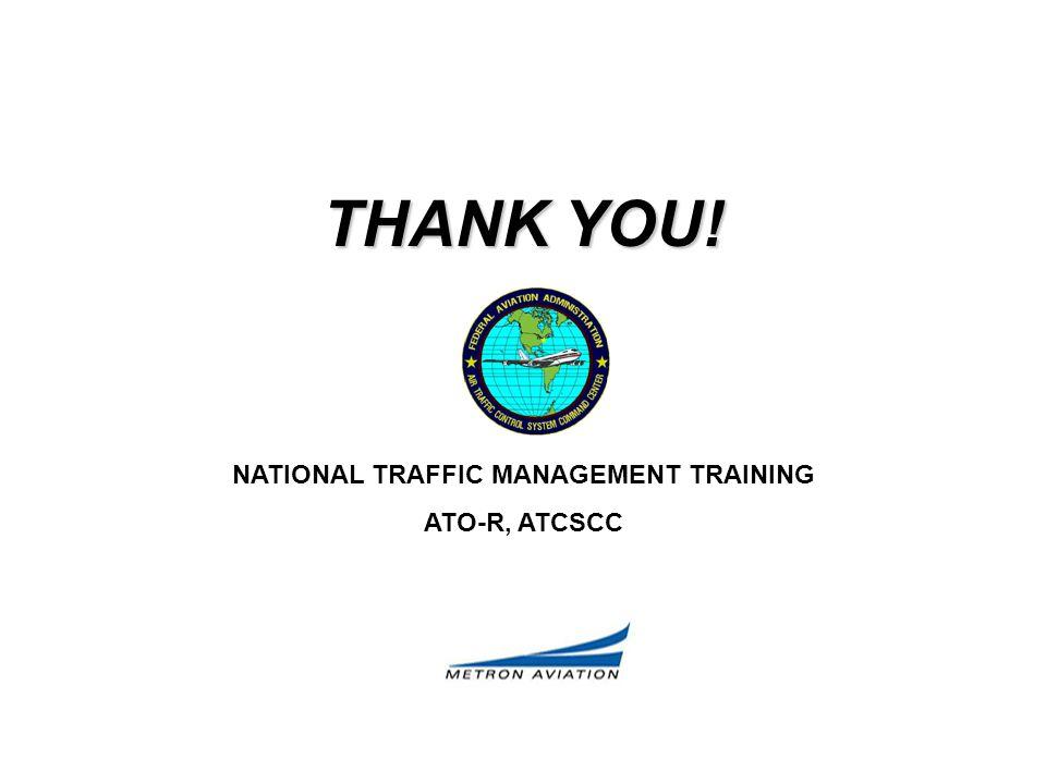 NATIONAL TRAFFIC MANAGEMENT TRAINING