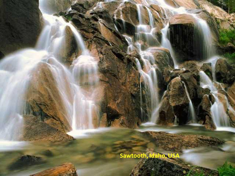 Sawtooth, Idaho, USA