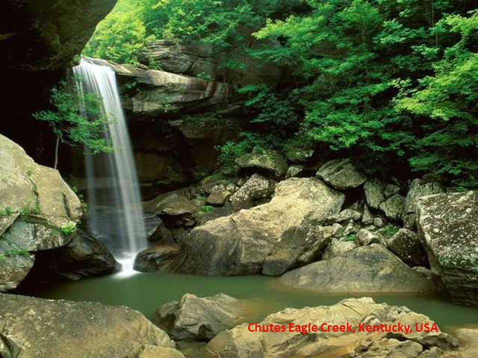 Chutes Eagle Creek, Kentucky, USA
