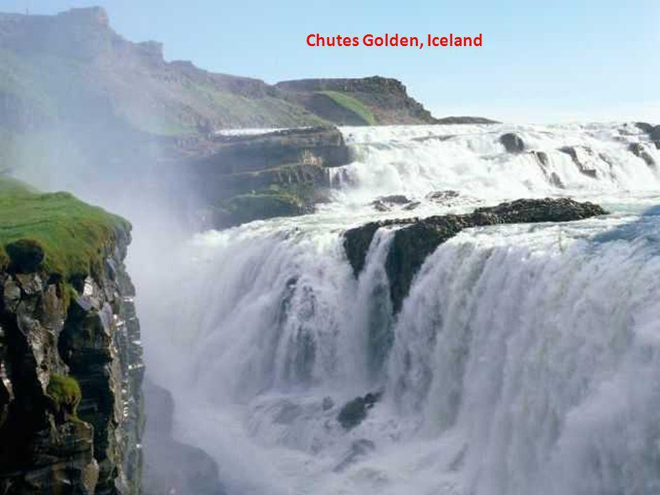 Chutes Golden, Iceland