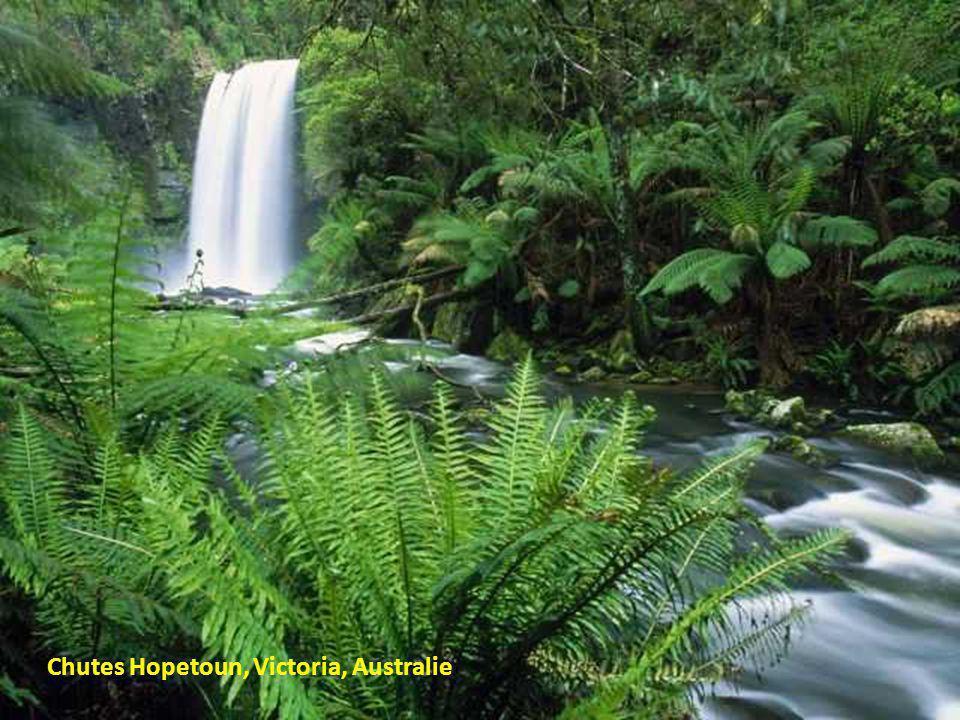 Chutes Hopetoun, Victoria, Australie