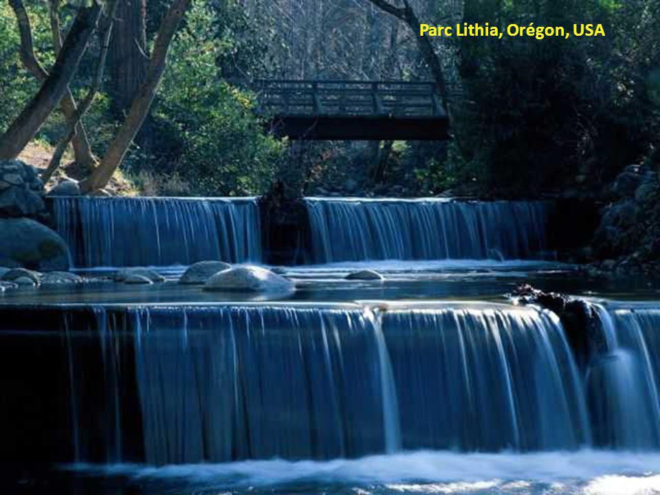 Parc Lithia, Orégon, USA