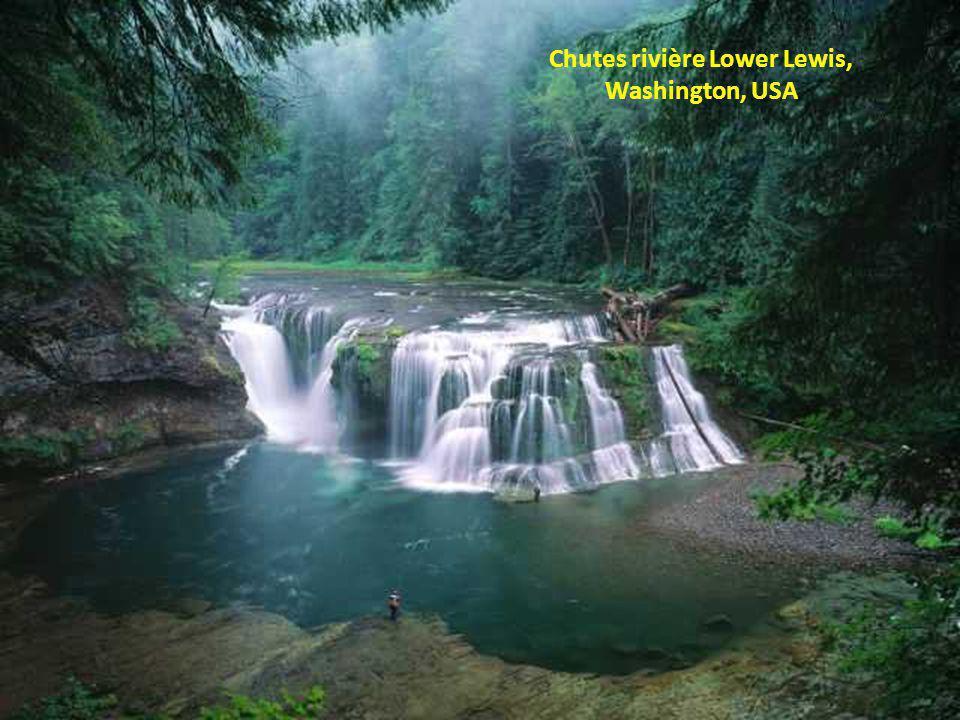 Chutes rivière Lower Lewis,