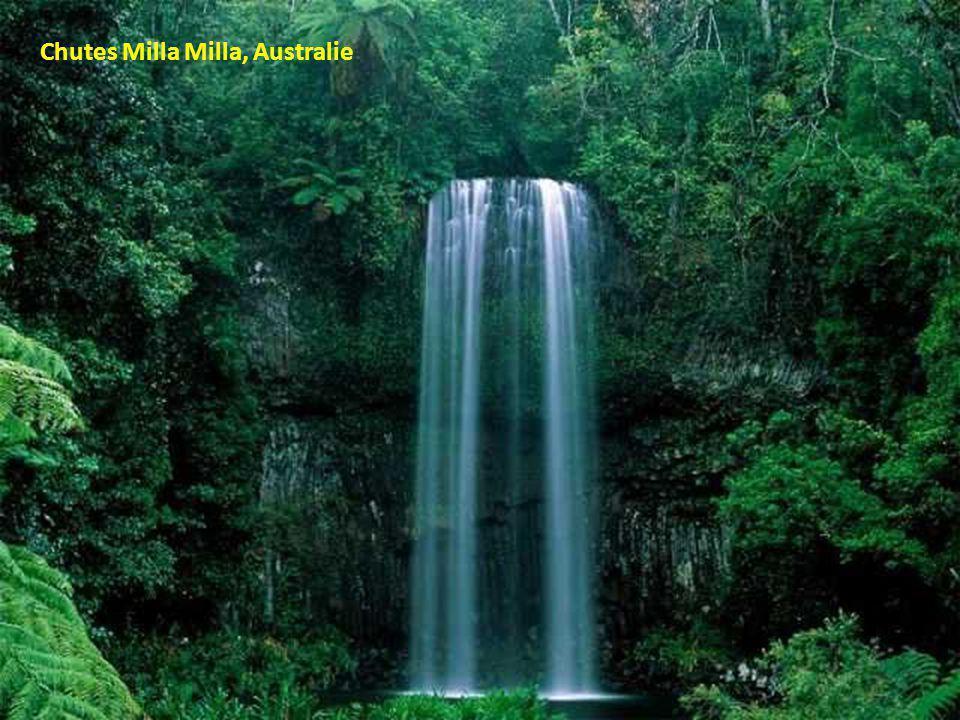 Chutes Milla Milla, Australie