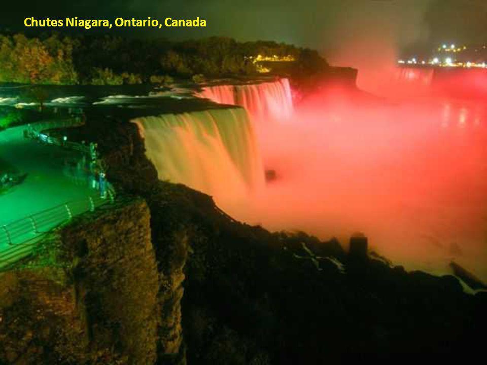 Chutes Niagara, Ontario, Canada