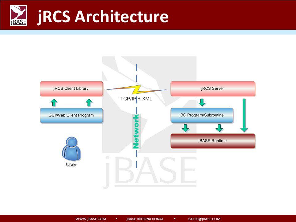 jRCS Architecture