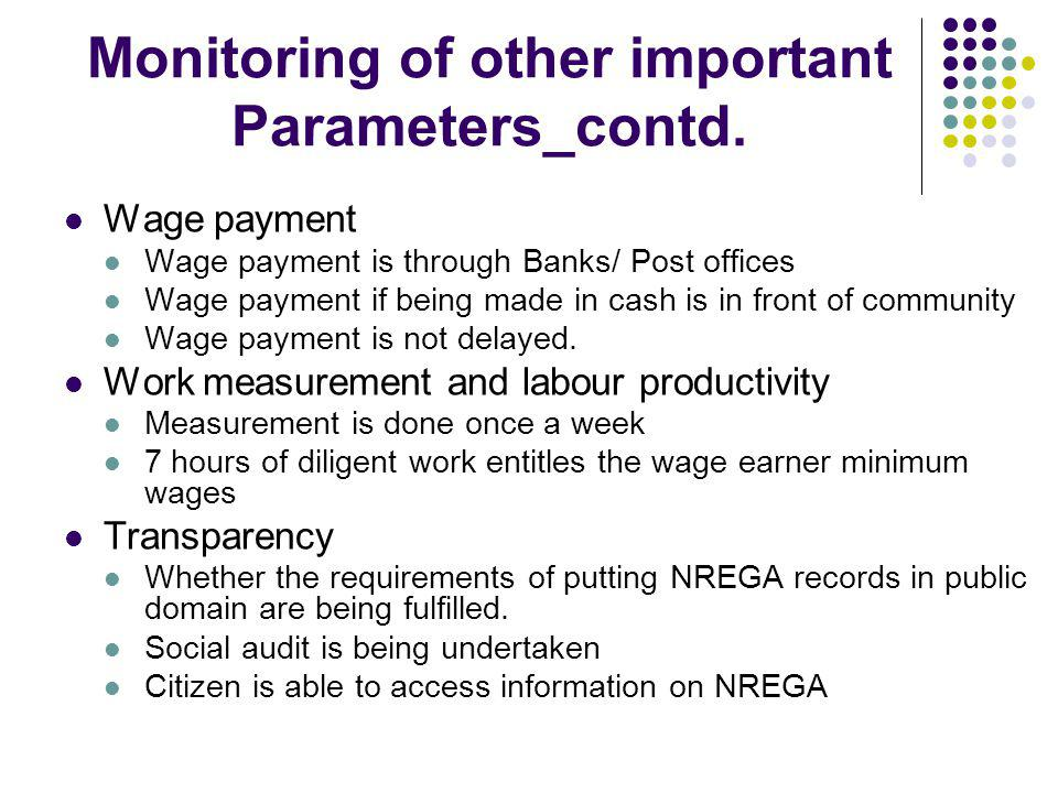 Monitoring of other important Parameters_contd.