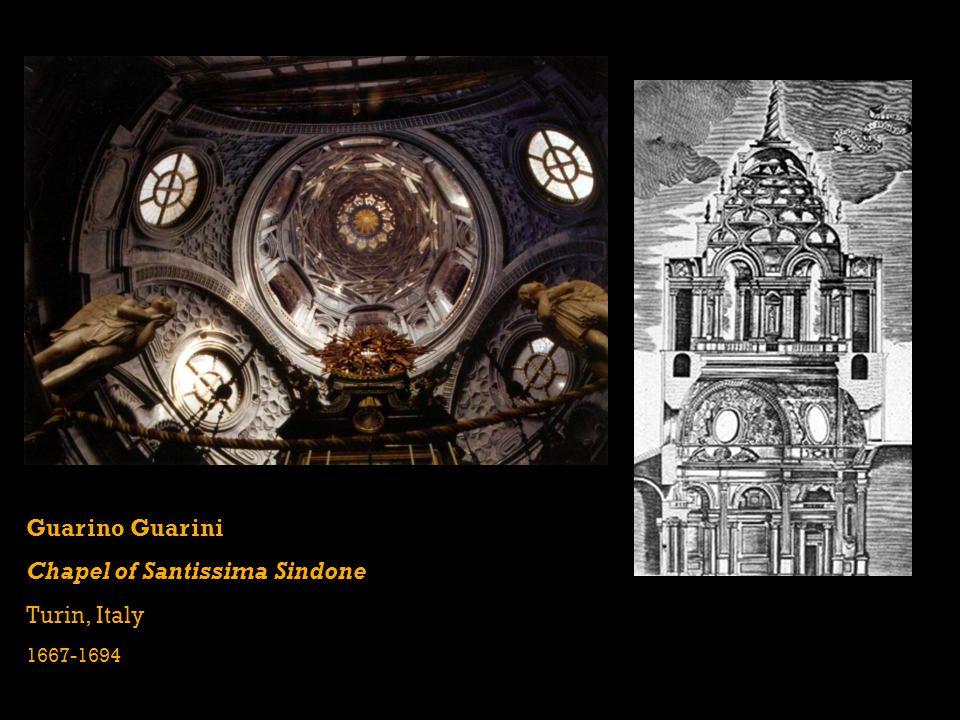 Chapel of Santissima Sindone Turin, Italy