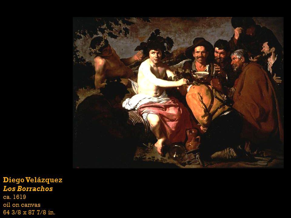 Diego Velázquez Los Borrachos