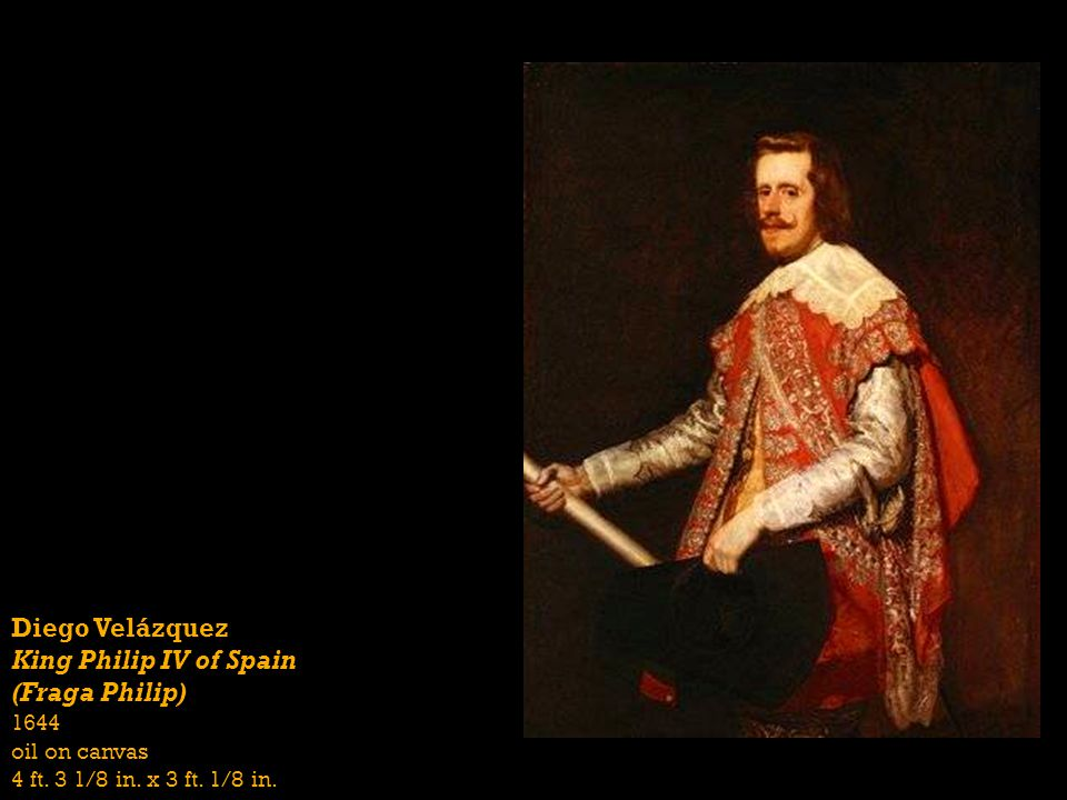 King Philip IV of Spain (Fraga Philip)