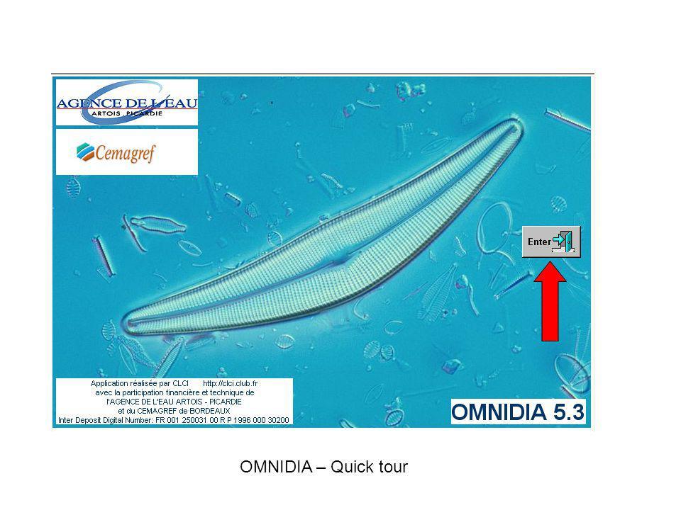 OMNIDIA – Quick tour