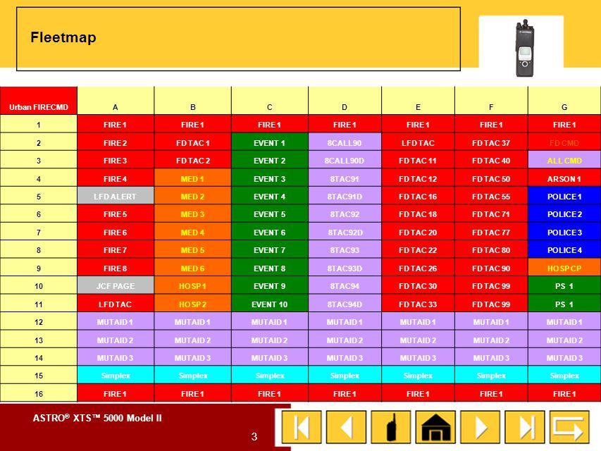 Fleetmap 3 Urban FIRECMD A B C D E F G 1 FIRE 1 2 FIRE 2 FD TAC 1