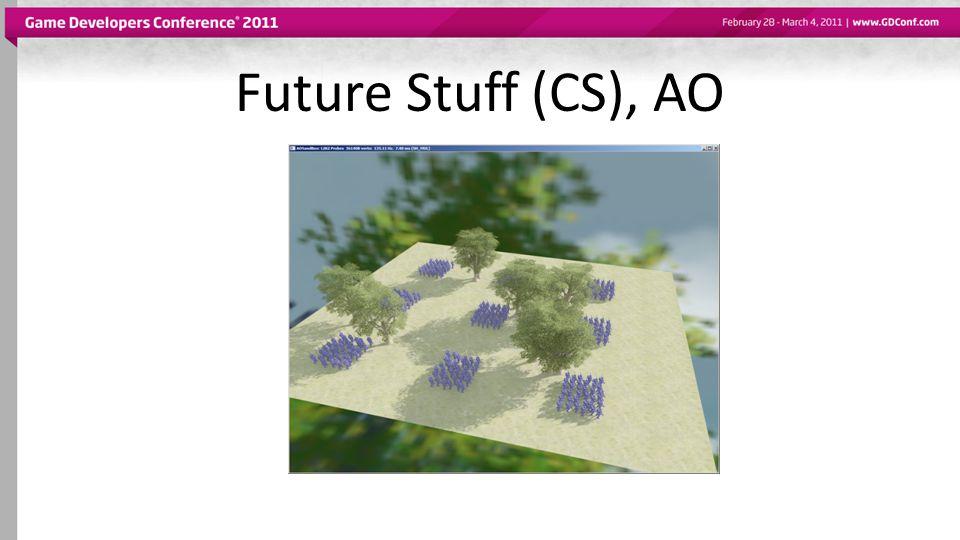 Future Stuff (CS), AO