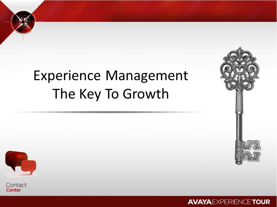 Experience Management The Key To Growth