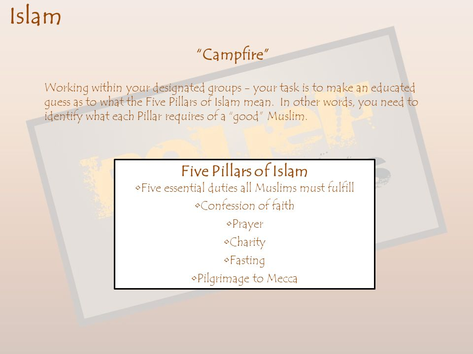 Five essential duties all Muslims must fulfill