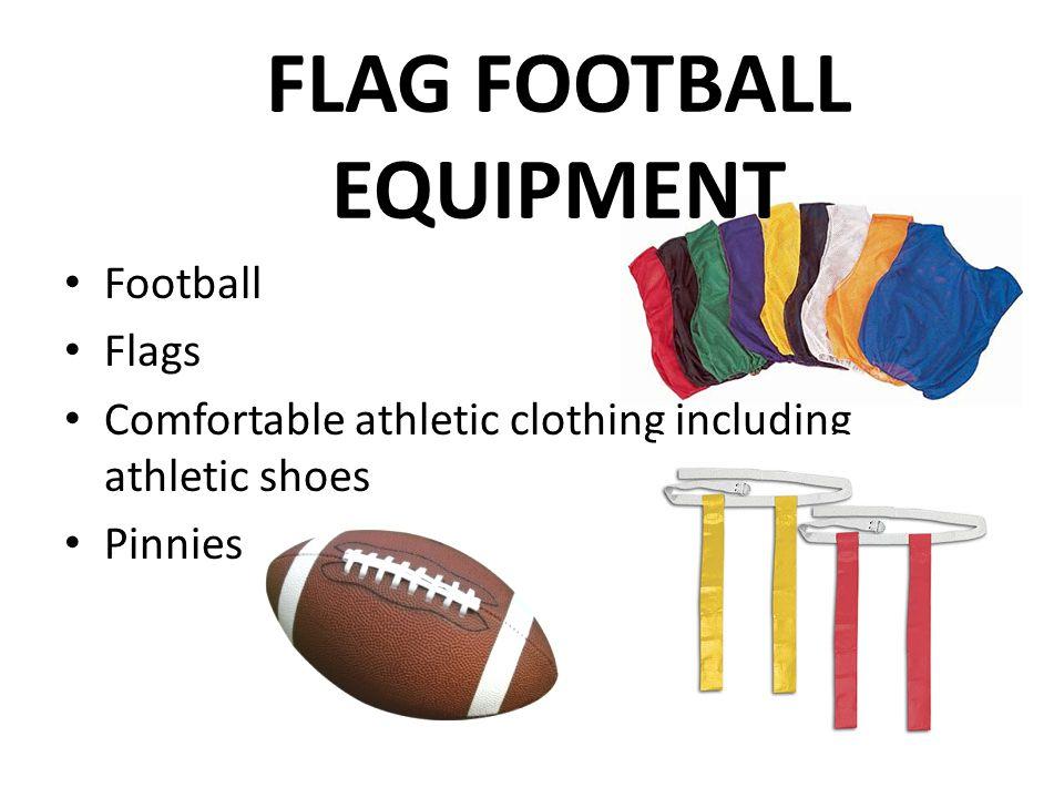 FLAG FOOTBALL EQUIPMENT