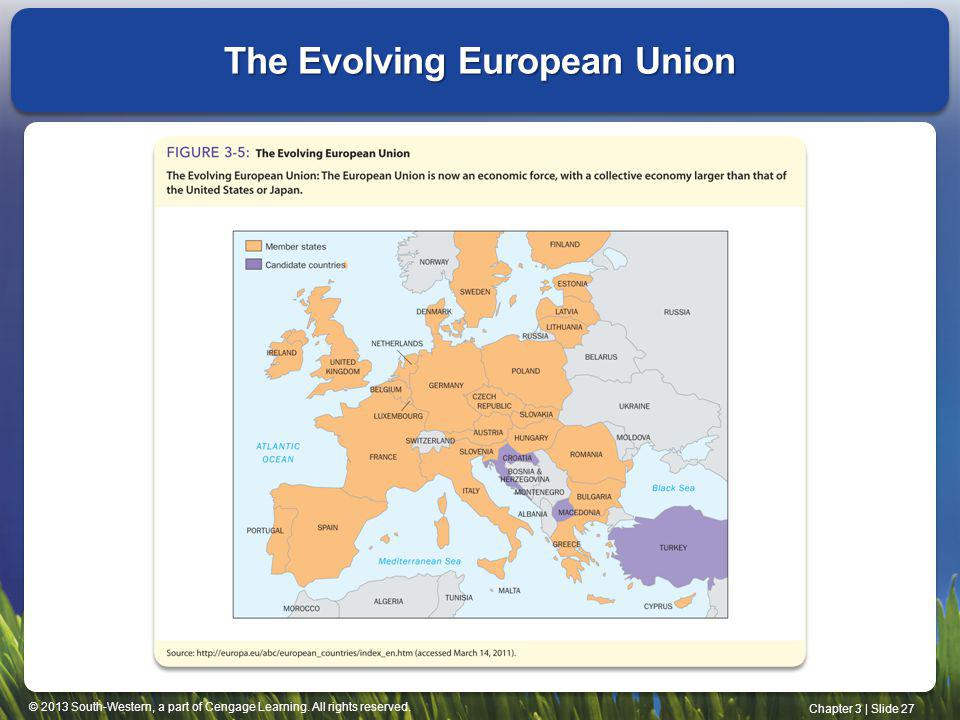 The Evolving European Union